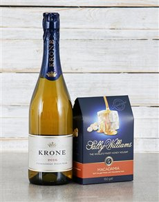 gifts: Krone Chardonnay and Nougat Duo!