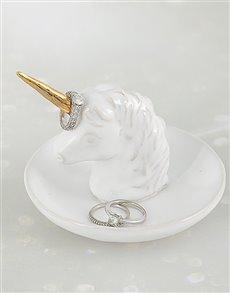 gifts: Unicorn Jewellery Ceramic Holder!