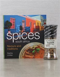 gifts: All About The Spice Gift Set!