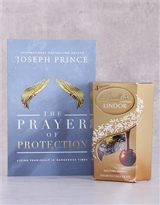 gifts: The Prayer of Protection and Lindt!