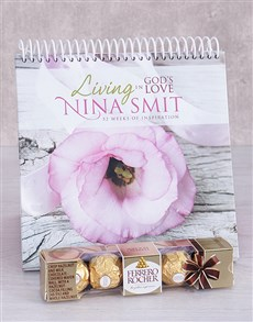 gifts: Living Out of Love and Lindt Duo!