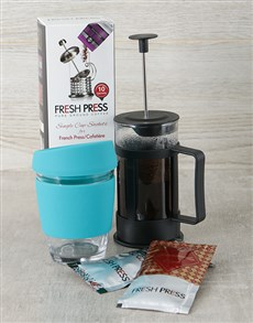 gifts: Fresh Cup Variety And Coffee Set!