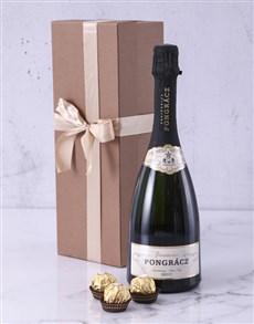 gifts: Gold Box of Pongracz!
