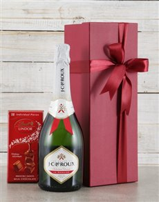 gifts: Red Box of JC Le Roux!