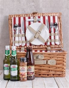 gifts: Castle Lovers Picnic Basket!