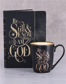 gifts: Be Still and Know I Am God Hamper!