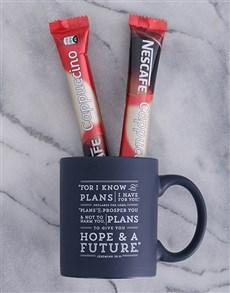 gifts: I KnowThe Plans Mug Hamper!