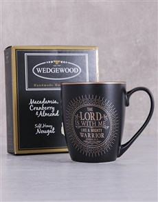 gifts: Lord is With Me Mug Hamper!