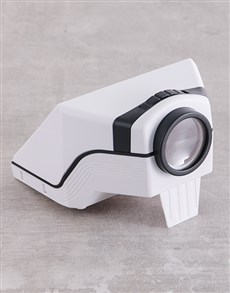 gifts: Paladone Smartphone Projector!