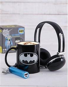 gifts: Batman Power Hamper!