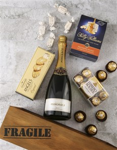 gifts: Pongracz Gourmet Crate!