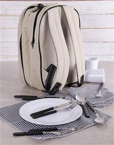 gifts: Picnic Backpack Hamper!