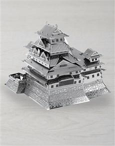 gifts: DIY Himeji Castle 3D Model!