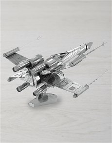 gifts: DIY Star Wars XWing 3D Model!