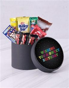 gifts: Sweet Birthday Hat Box!