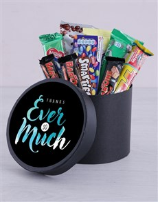 gifts: Thanks Ever So Much Hat Box!