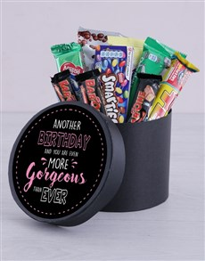 gifts: Birthday Gorgeous Hat Box!