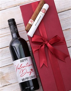 gifts: Mr President Cigar Hamper!