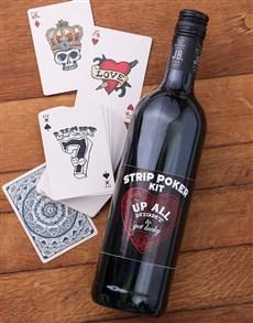 gifts: Strip Poker Hamper!