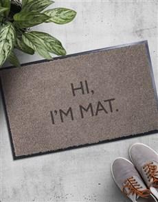 gifts: Im Mat Doormat!
