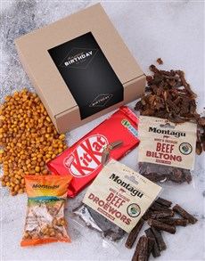 gifts: Birthday Biltong Box!