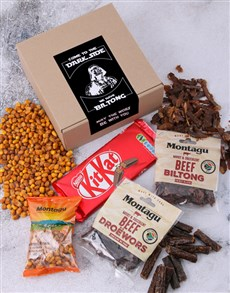 gifts: The Force Biltong Box!