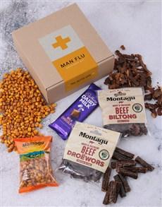 gifts: Man Flu Biltong Box!
