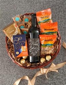 gifts: Rustic Moms Gourmet Basket!