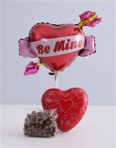 gifts: Heart Tin Hamper!