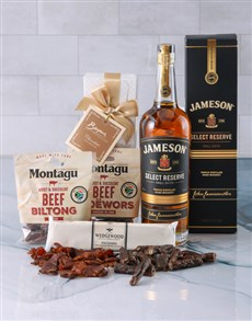 gifts: Jameson Select Reserve Gourmet Crate!