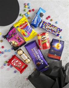 gifts: Hat Box of Sweet Treats!