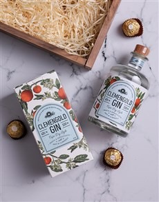 gifts: Clemengold Gin Crate!