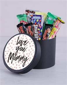 gifts: Personalised Love You Mommy Chocolate Box!