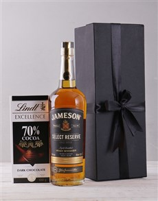 gifts: Black Box of Jameson Select Reserve!