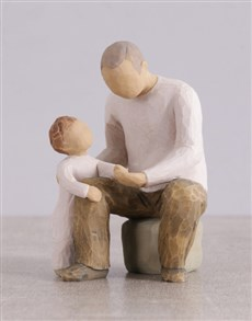gifts: Grandfather Willow Tree Figurine!