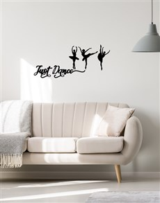 gifts: Just Dance Wall Vinyl !