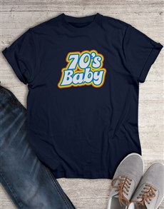 gifts: 70s Baby T Shirt!