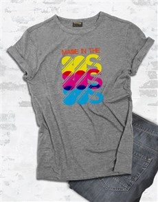 gifts: Made in the 80s T Shirt!