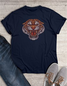 gifts: Tiger T Shirt!