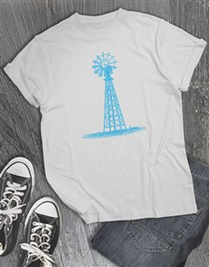 gifts: Windmill T Shirt!