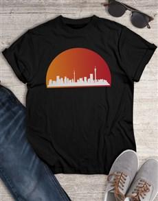 gifts: Jozi Sunset T Shirt!