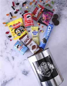 gifts: Sweet Sensations Bro Bucket!