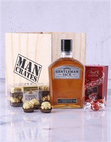 gifts: Gentleman Variety Man Crate!