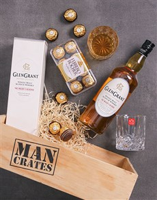 gifts: Rocher Variety Man Crate!