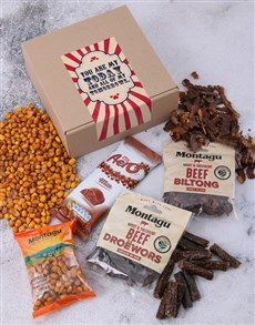 gifts: You Are My Tomorrow Biltong Box!