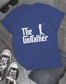 gifts: The Golfather Shirt!