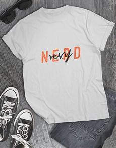 gifts: Sexy Nerd Tshirt!