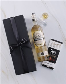 gifts: Black Box of Jose Cuervo!