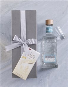 gifts: Olmeca Altos Blanco Giftbox!