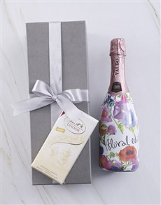 gifts: Valdo Floral Prosecco Gift Box!